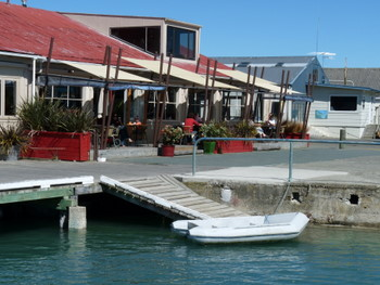 Mapua waterfront, Nelson, New Zealand