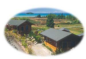 Abel Tasman accommodation, Ocean View Chalets