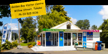 Golden Bay's Visitor Centre